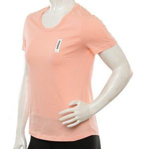 Adidas Brilliant Basics Tee-Glow Pink